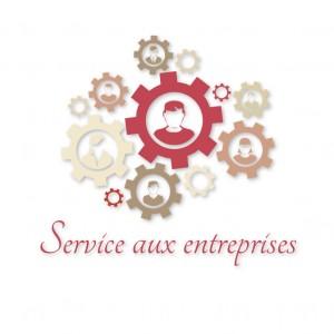 Service aux entreprises