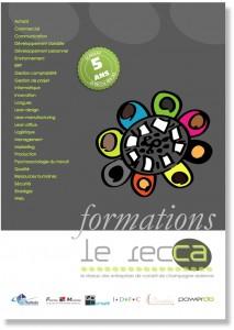 Icône Catalogue Le Recca relief